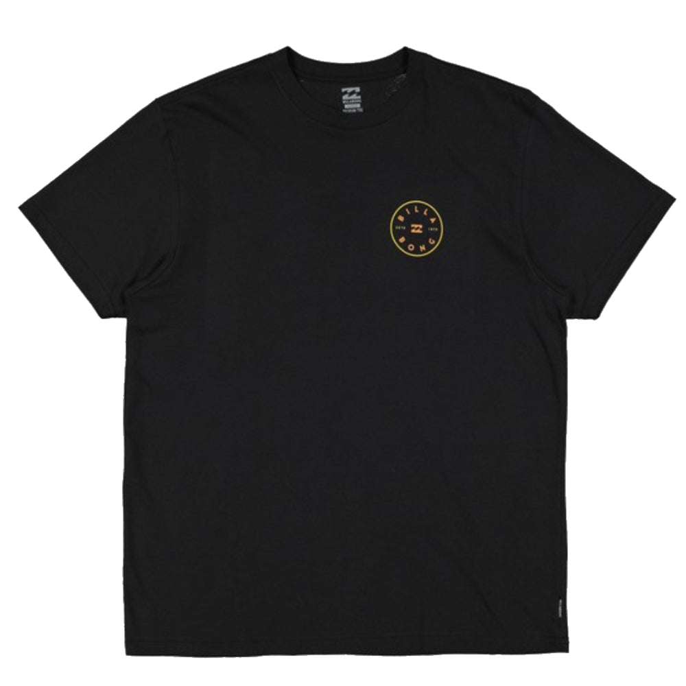 Billabong Rotor Tee - Mens - Black