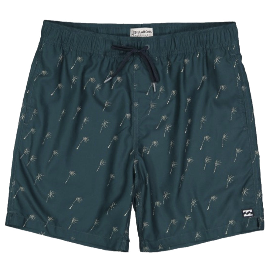Billabong Sundays Layback Mens Boardshort - Dark Navy