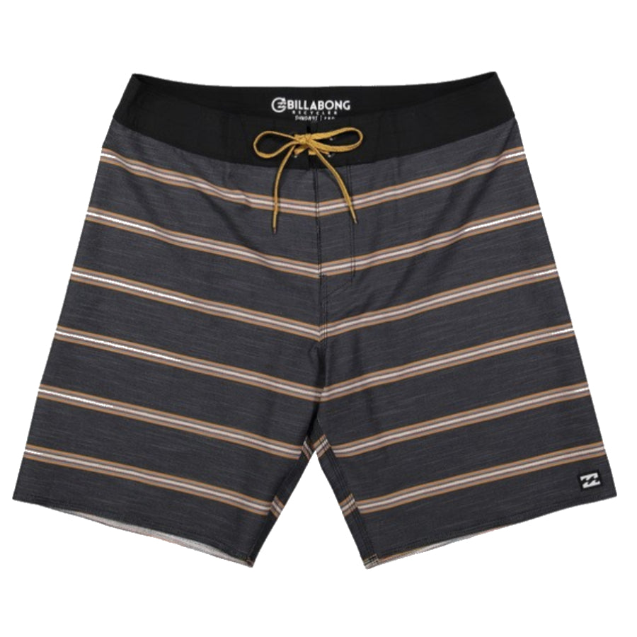 Billabong Sundays Srtipe Pro Mens Boardshort - Night