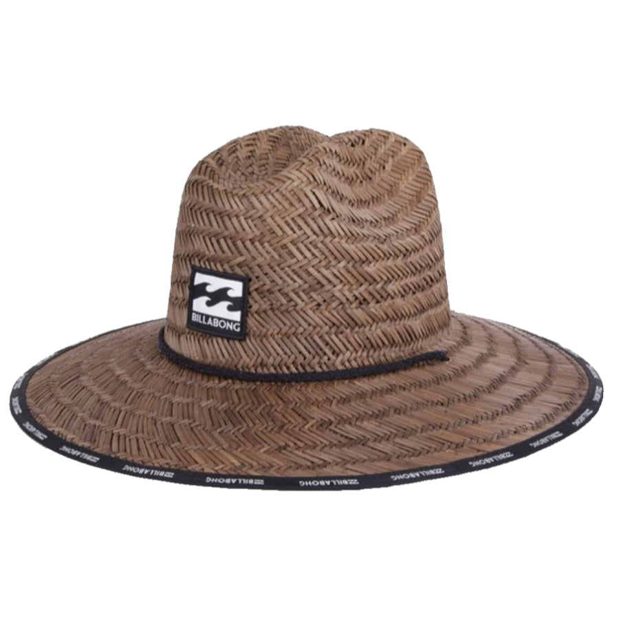 Billabong Waves Straw Hat - Mens Brown
