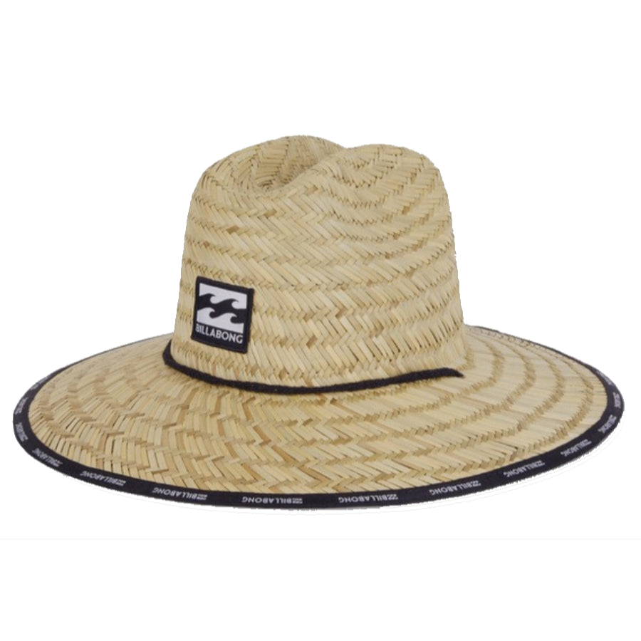 Billabong Waves Straw Hat - Mens Natural