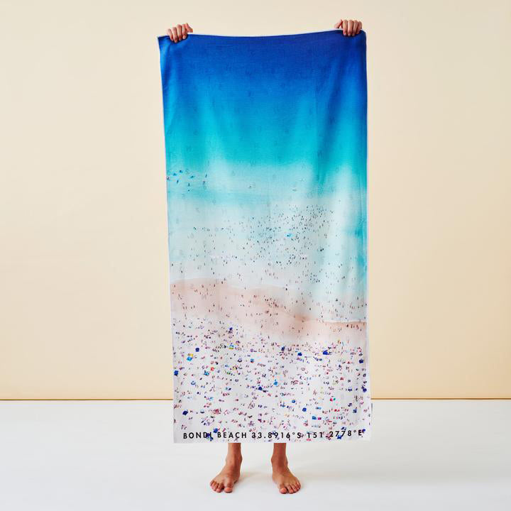 Destination Towels - Bondi Layers