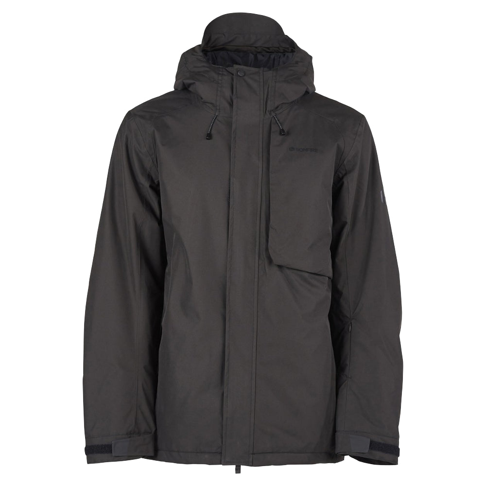 Bonfire Strata Insulated Jacket Mens - Black