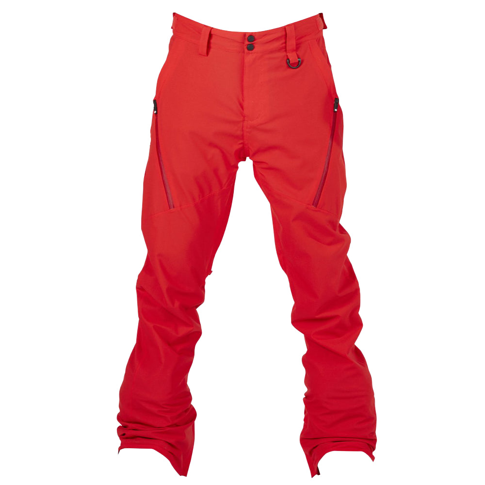 Bonfire Surface Stretch Pant Mens - Red