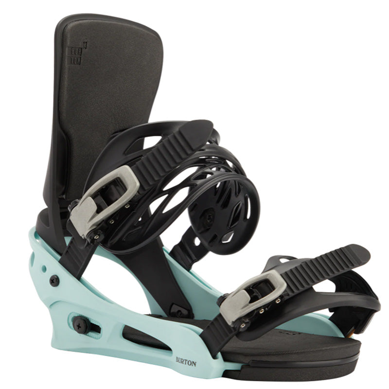 Burton Cartel Bindings Mens - Black/Blue