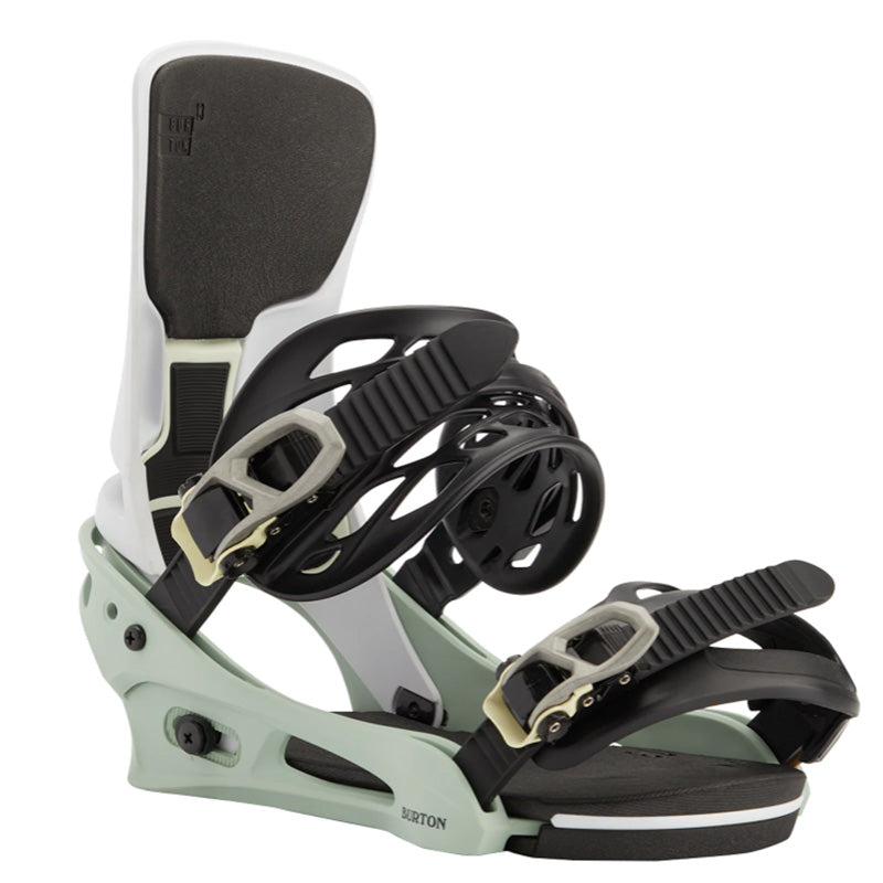 Burton Cartel X Bindings Mens - Neo-Mint/White