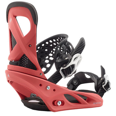 Burton Lexa Bindings Womens - Electric Coral