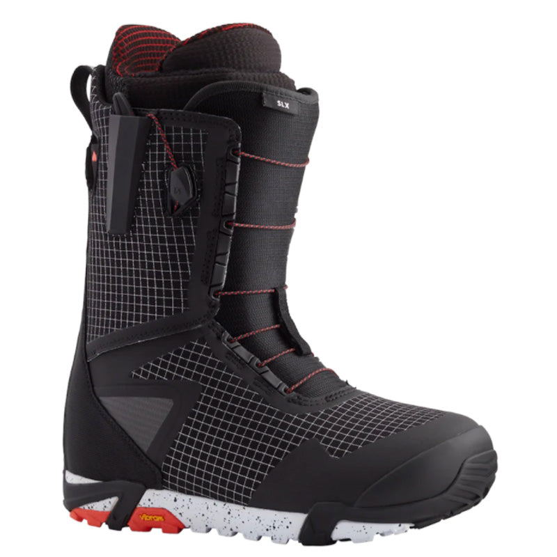 Burton SLX Boots Mens - Black/Red