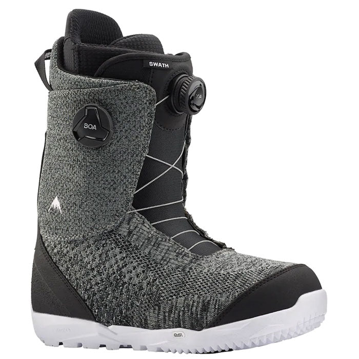 Burton Swath Boa Snowboard Boots Mens - Black Fade - Members Price