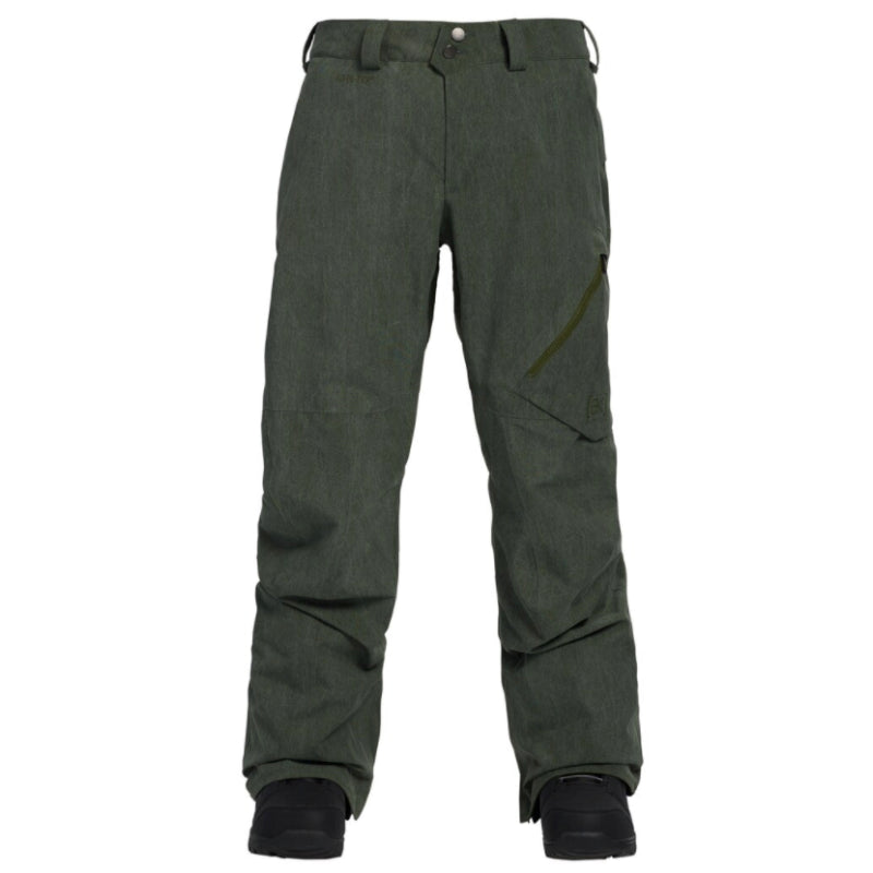 Burton AK Gore Cyclic Pants Mens - Forest Night