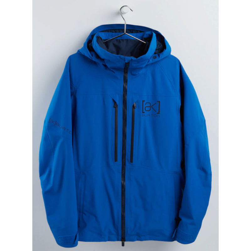 Burton AK Gore Swash Jacket Mens - Lapis Blue