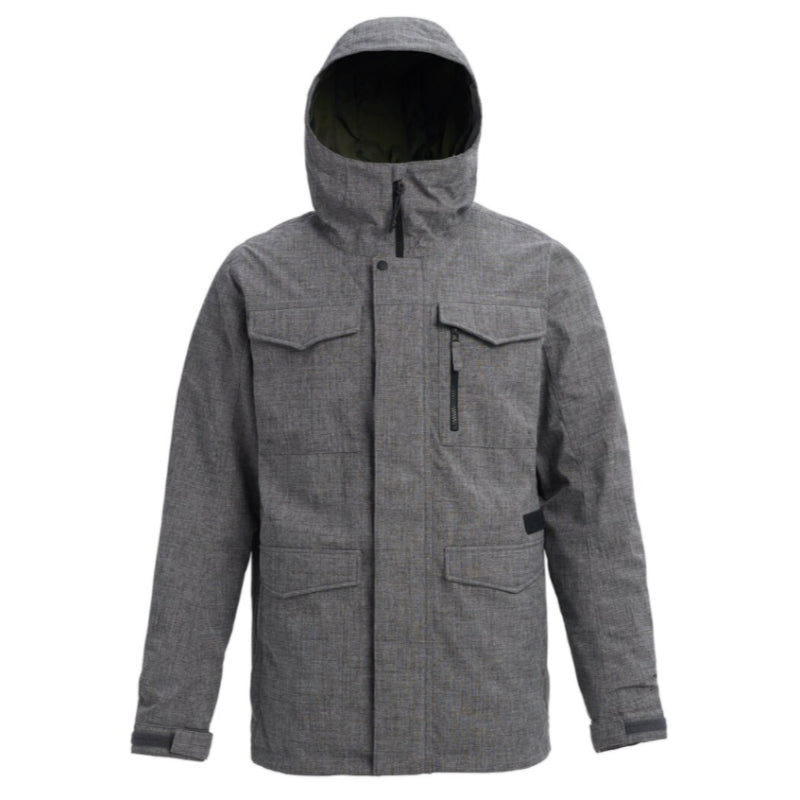 Burton Covert Jacket Mens - Bog Heather