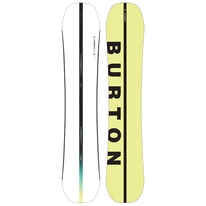 Burton Custom Flying V Snowboard Mens 2022 - 162 W