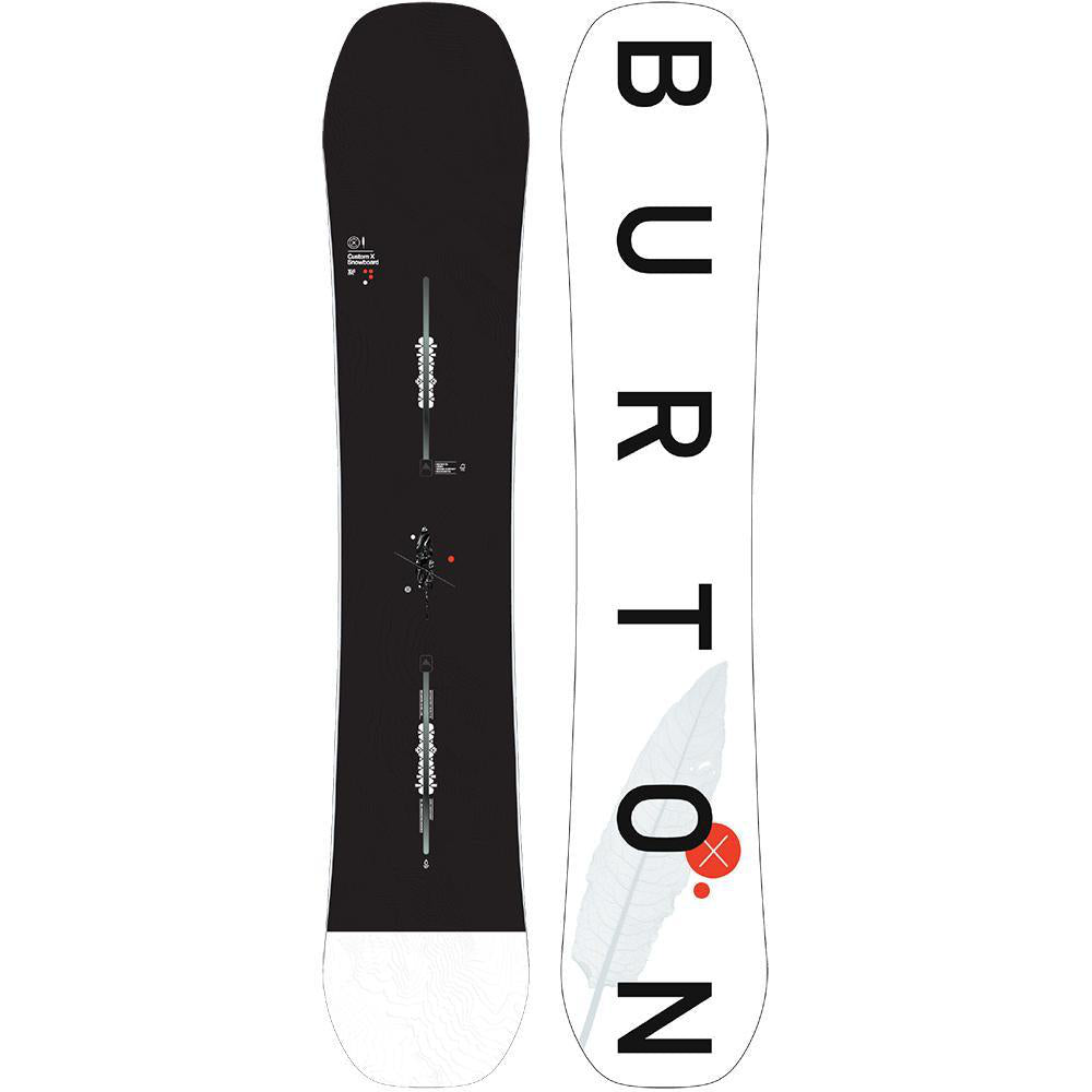 Burton Custom X Snowboard Mens - 158 2021 - MEMBERS PRICE