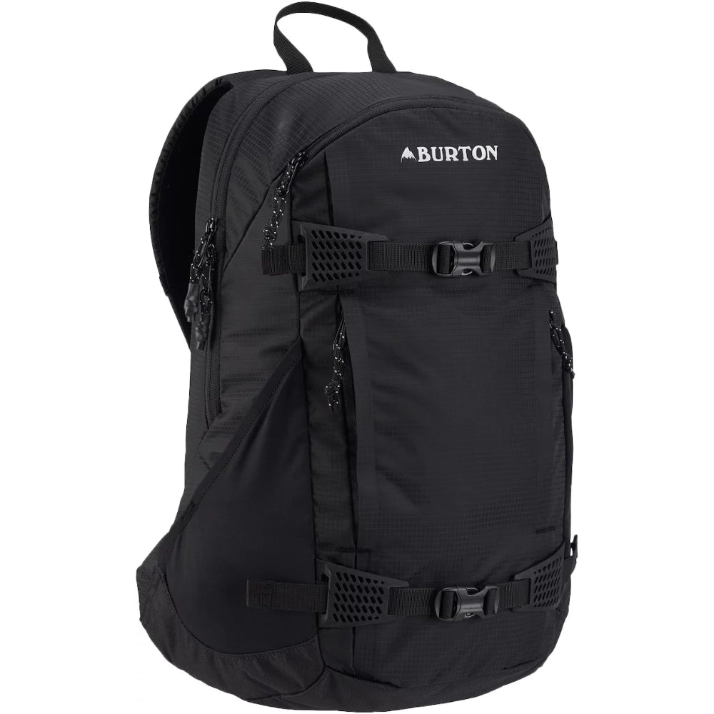 Burton Day Hiker 25L Pack - True Black Ripstop