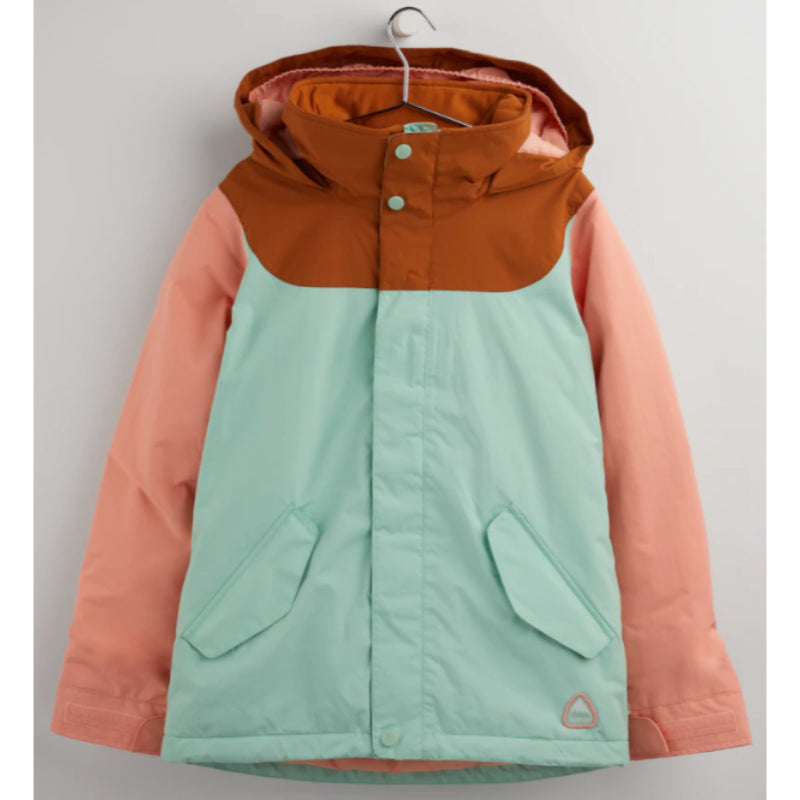Burton Elodie Jacket Girls - Faded Jade