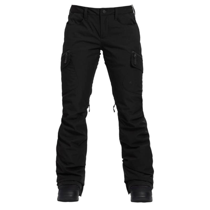 Burton Gloria Ins Pants Womens - True Black