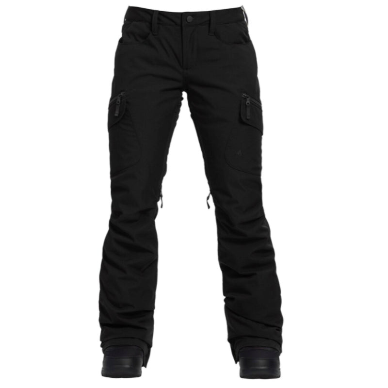 Burton Gloria Insulated Pants Womens - True Black