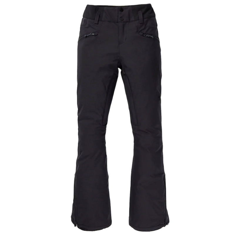 Burton Marcy High Rise Stretch Pants Womens - True Black