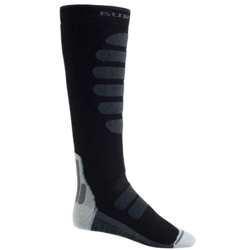 Burton Performance Midweight Socks Mens - True Black
