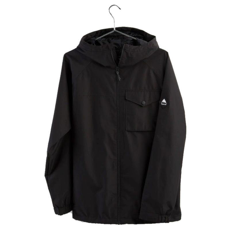 Burton Portal Jacket Mens - Black