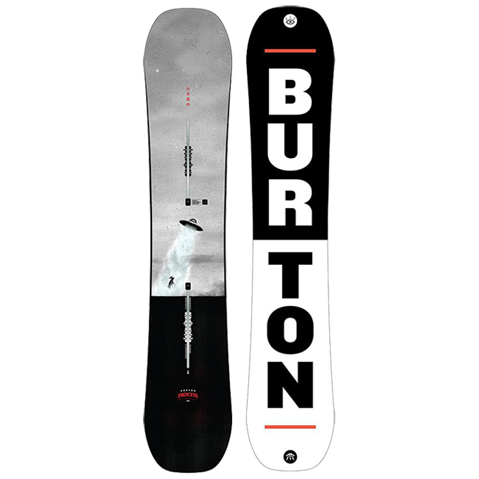 Burton Process Flying V Snowboard Mens - 157W 2020