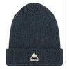 Burton Shenandoah Beanie Mens - Dress Blue Dark Slate