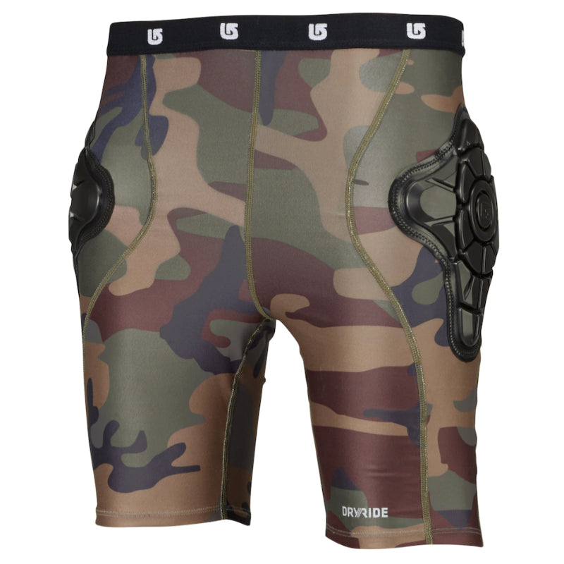 Burton Total Impact Short Youth - Highland Camo