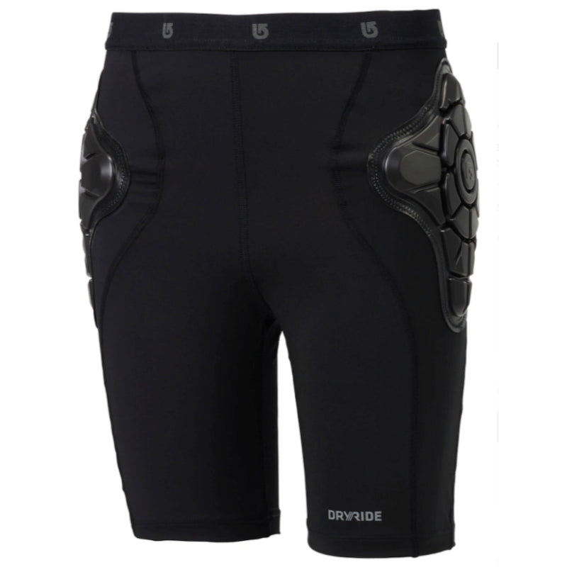 Burton Total Impact Short Youth - True Black