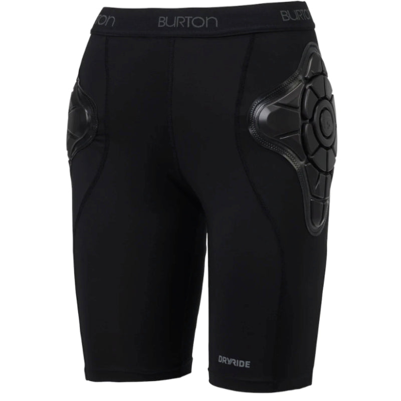 Burton Total Impact Shorts Womens - Black