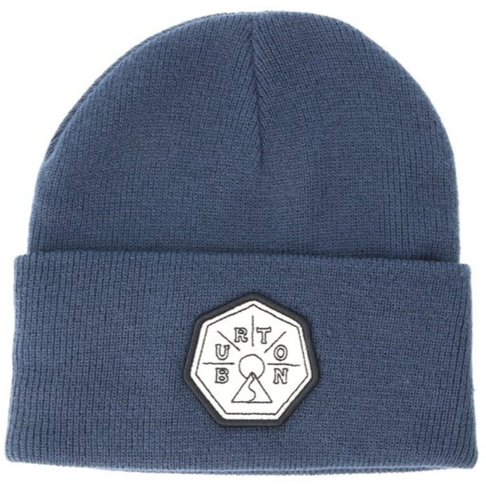 Burton Whatever Beanie Womens - Mood Indigo - MEMBERS PRICE