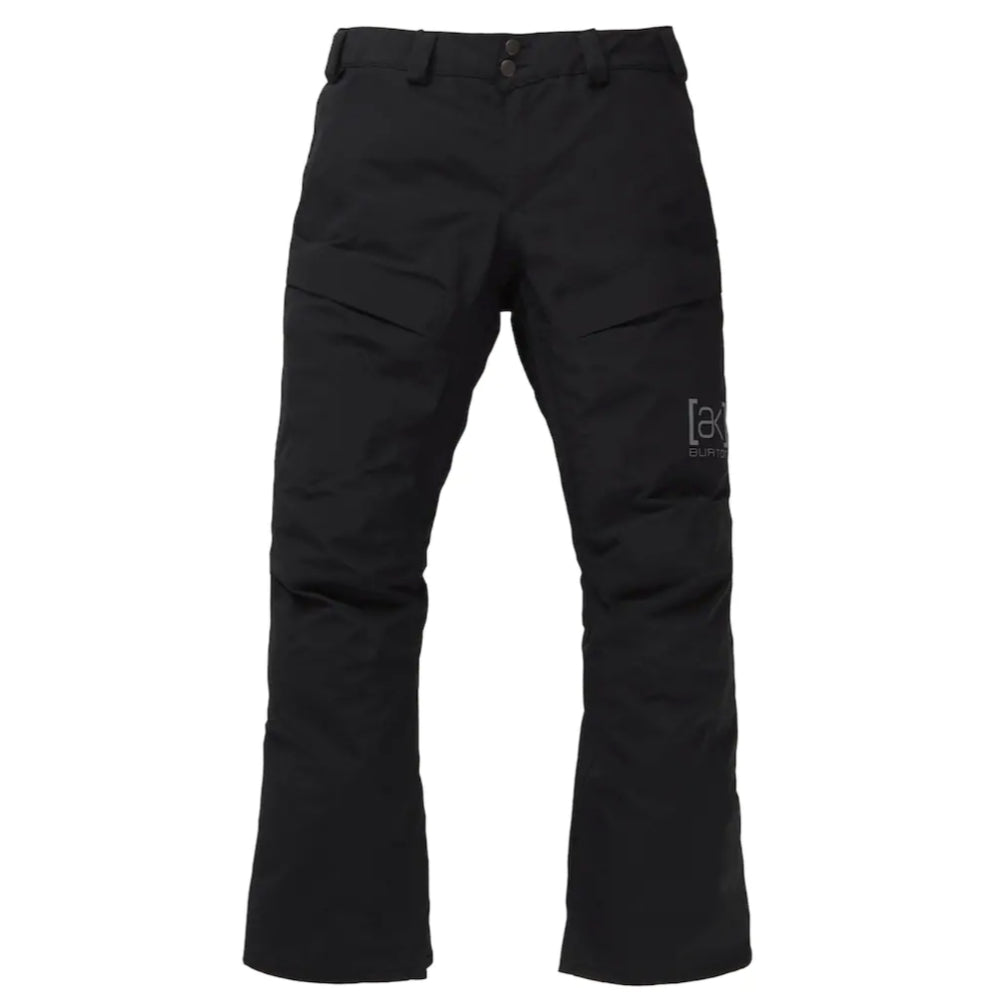 Burton AK Gore Swash Pants Mens - True Black