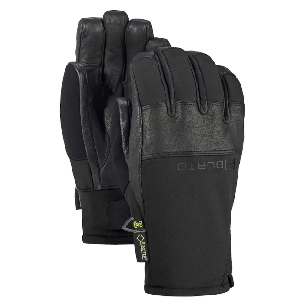 Burton Ak Gore Clutch Gloves Mens - True Black