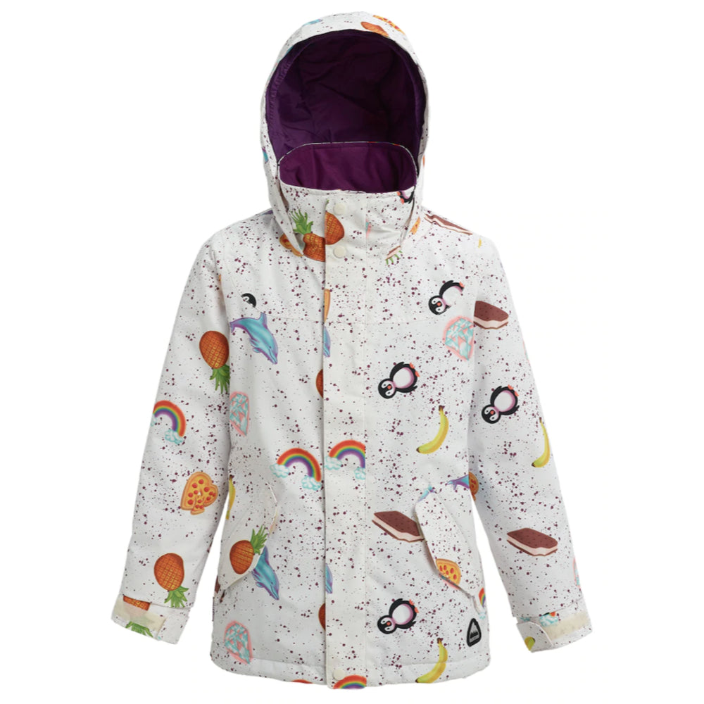 Burton Elodie Jacket Girls - Fizzle