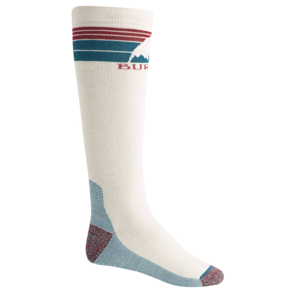 Burton Emblem Midweight Socks Mens - Canvas