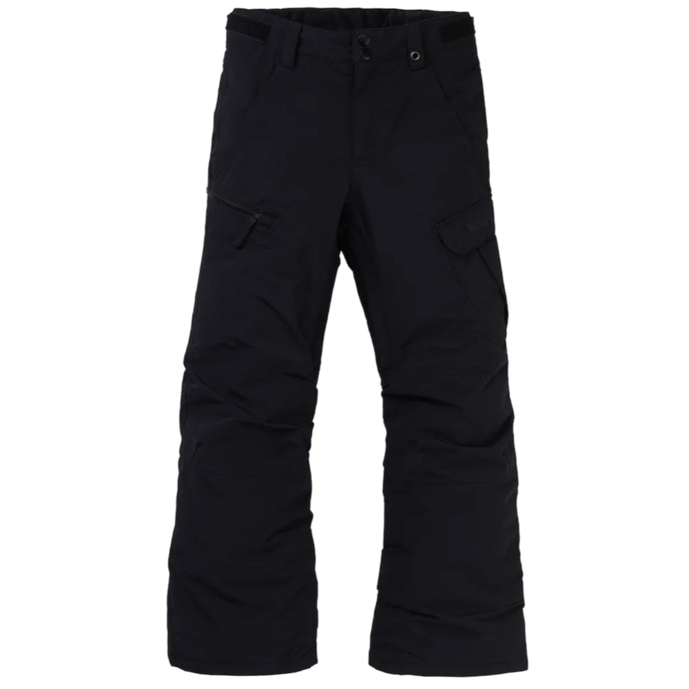 Burton Exile Cargo Pants Boys - True Black