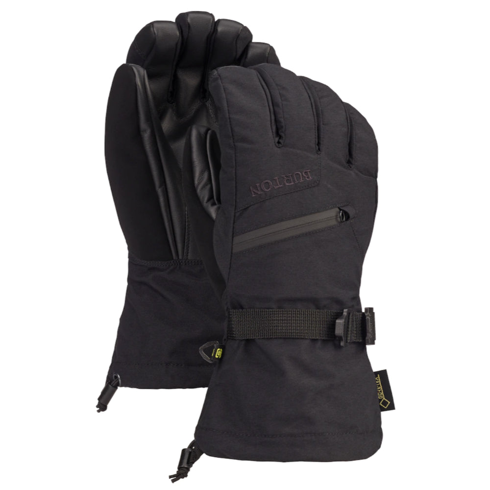 Burton Gore Gloves Mens - True Black