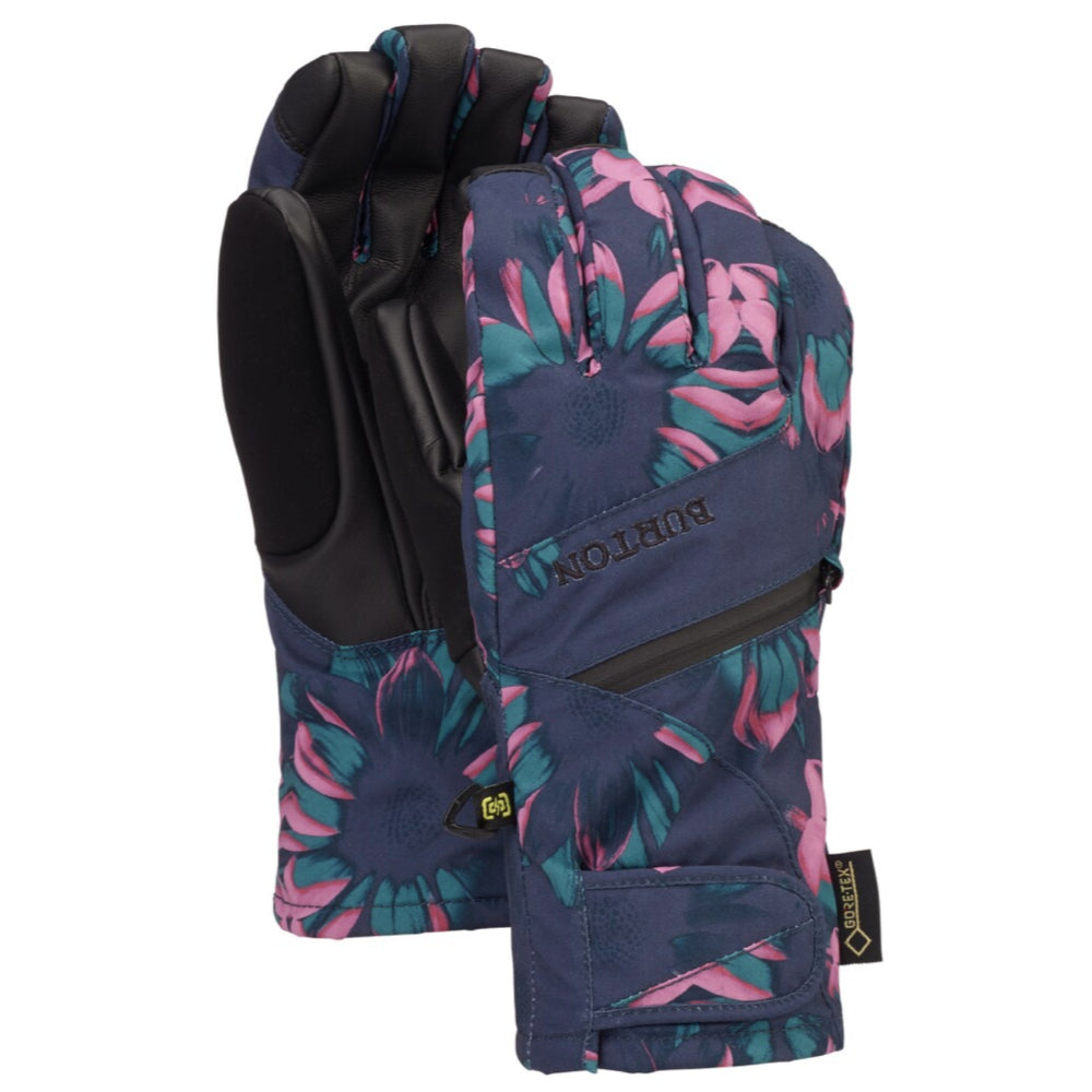 Burton Gore Under Glove Womens - Dress Blue Stylus