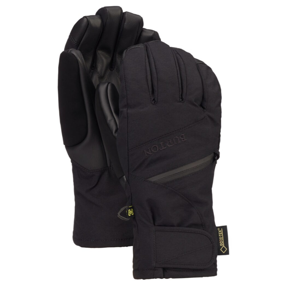 Burton Gore Under Glove Womens - True Black