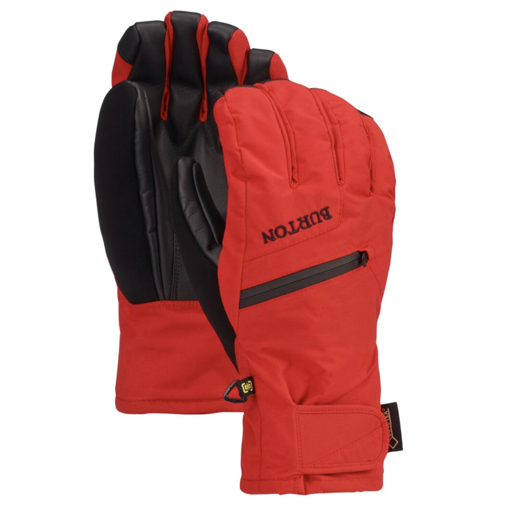 Burton Gore Under Gloves Mens - Flame Scarlet