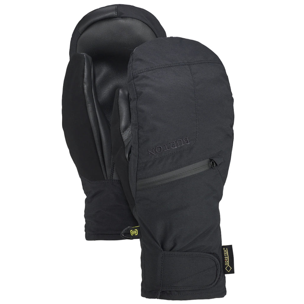 Burton Gore Under Mitt Mens - True Black