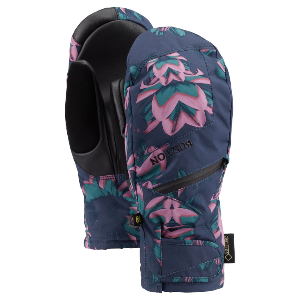 Burton Gore Under Mitt Womens - Dress Blue Stylus