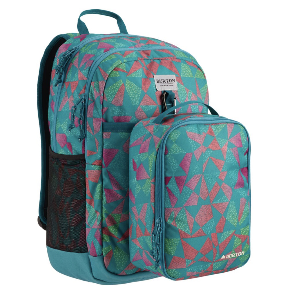 Burton Kids Lunch-N-Pack - Green Blue Slate Morse