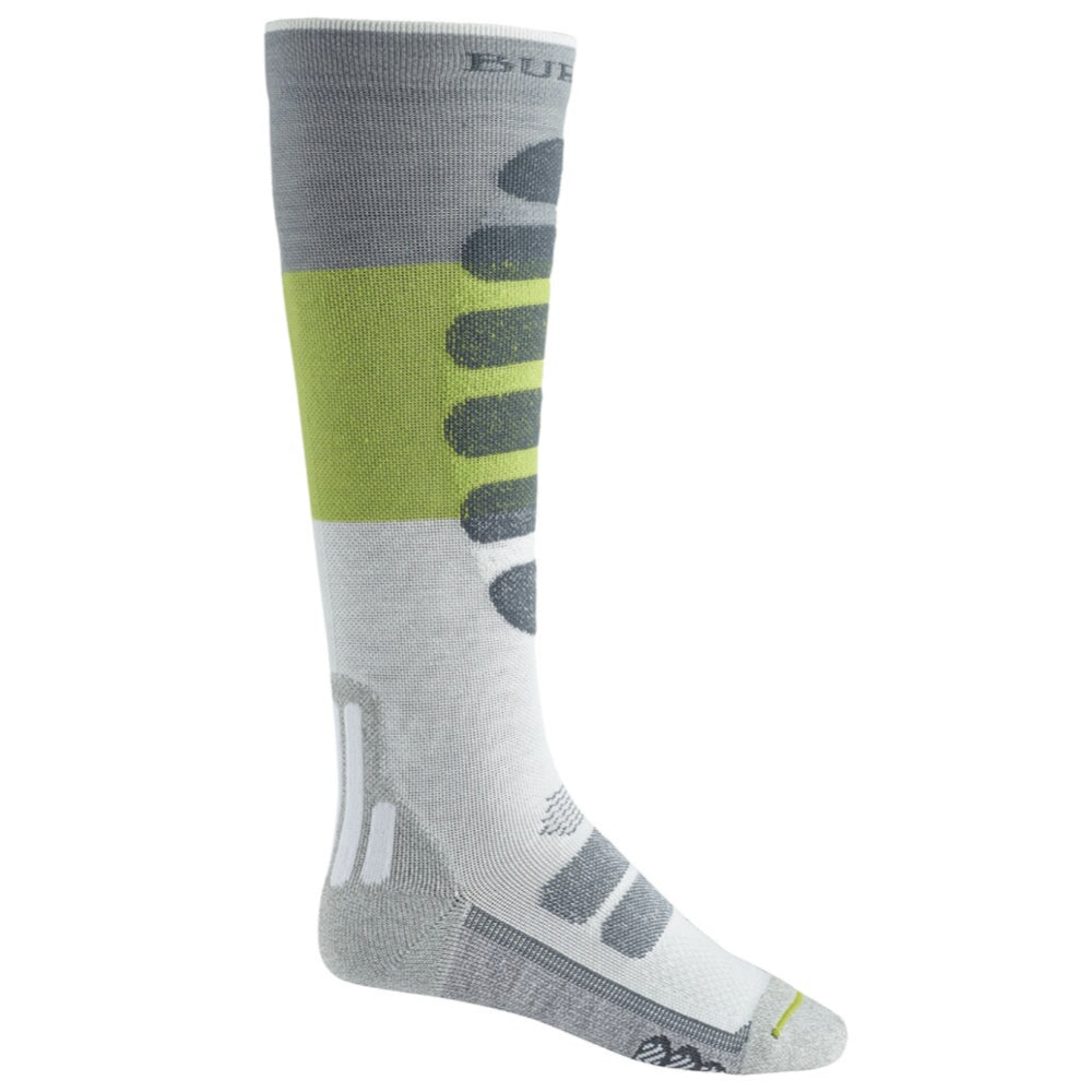 Burton Performance Lightweight Socks Mens - Tender Shoots