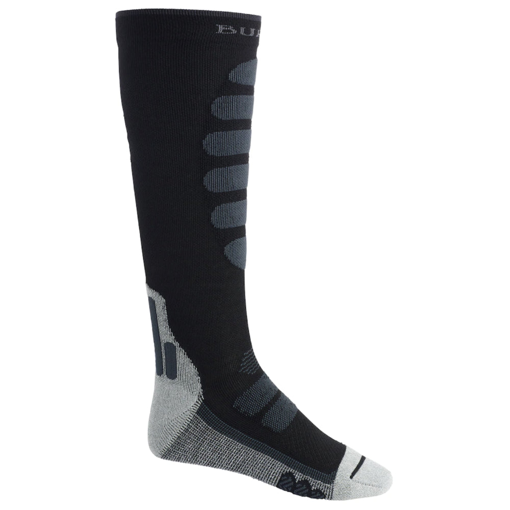 Burton Performance Lightweight Socks Mens - True Black