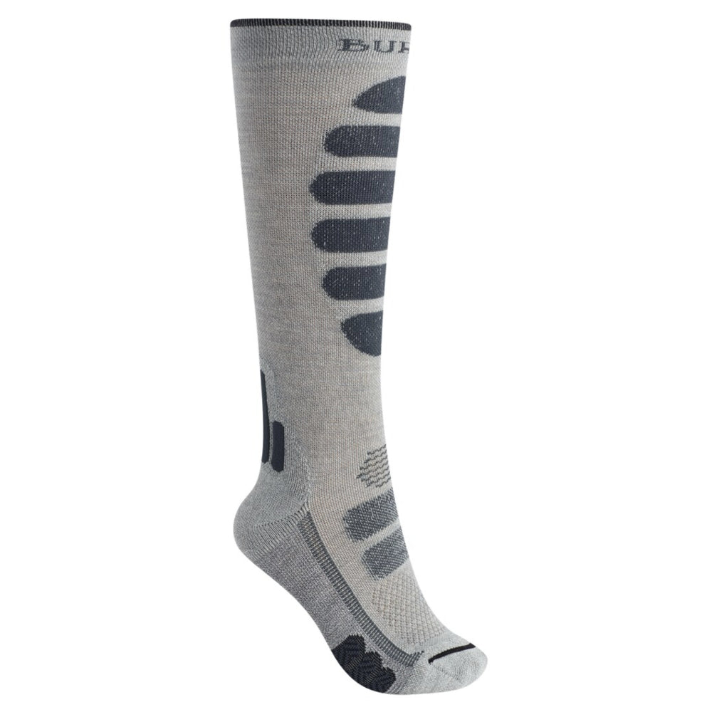 Burton Performance Lightweight Socks Womens - True Black