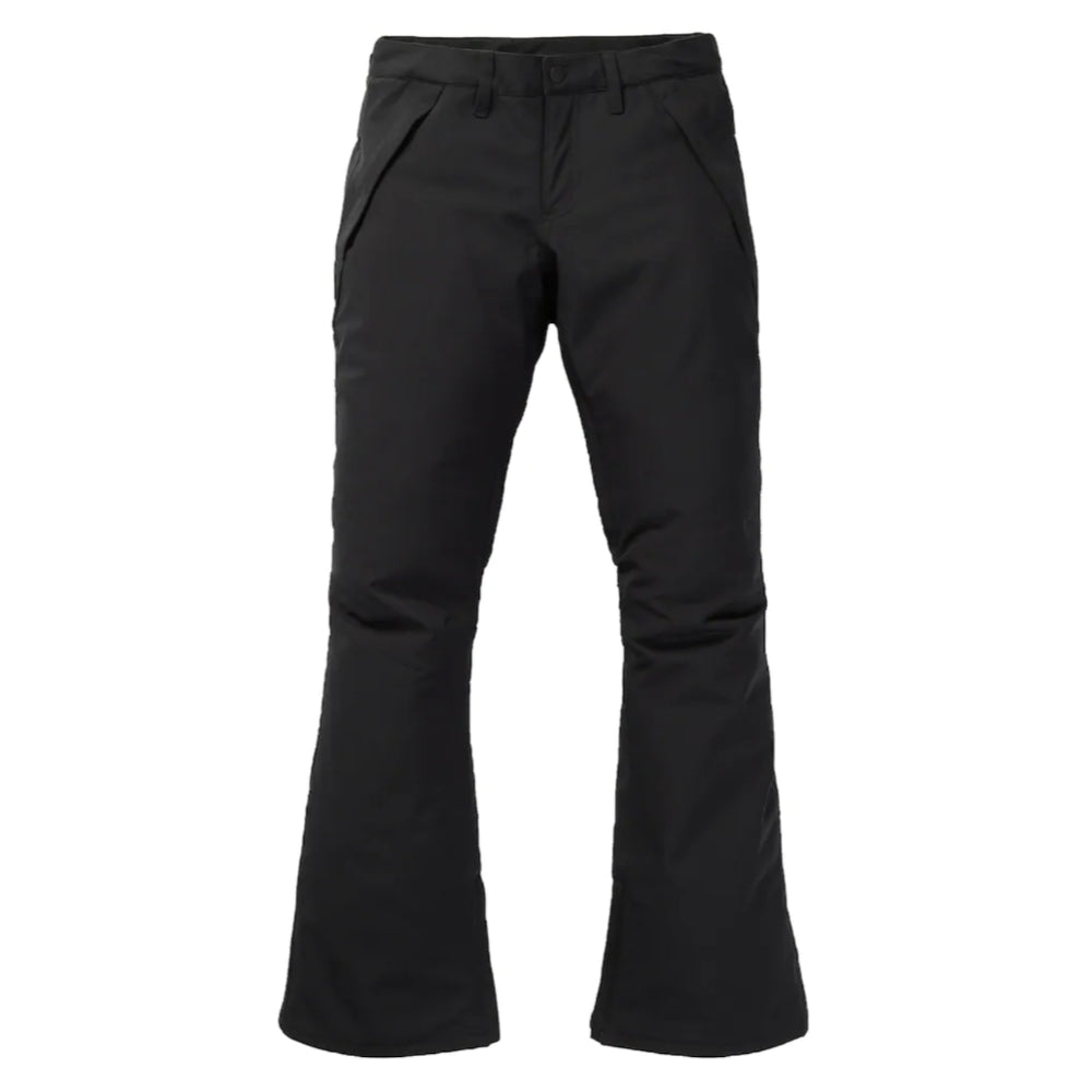 Burton Society Pants Womens - True Black Heather