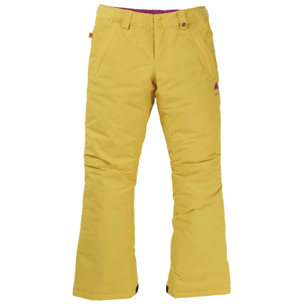 Burton Sweetart Pants Girls - Maize