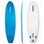 Elnino Cruiser Softboard 6ft 6 - Sky Blue - Extra Shipping Fees May Apply