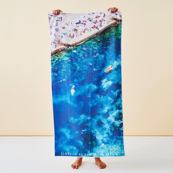 Destination Towels - Cloey Summer
